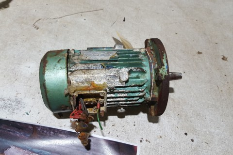 broken motor